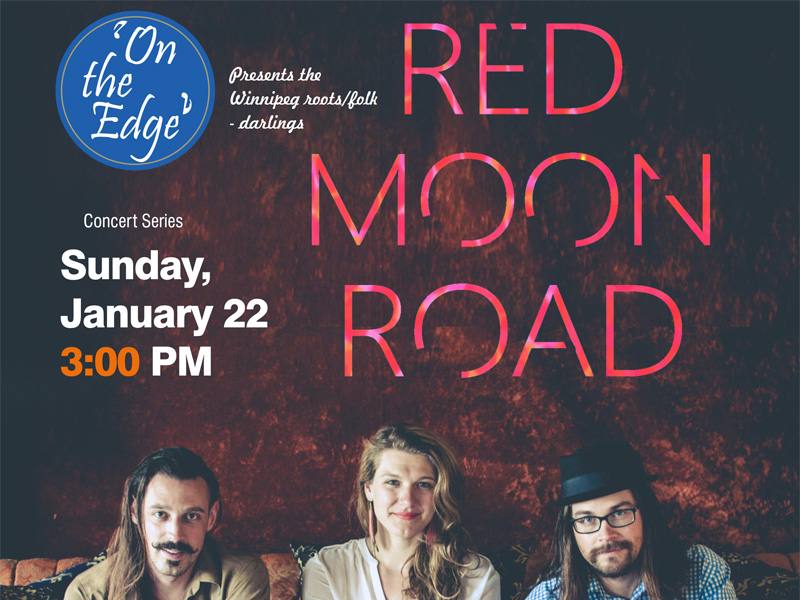 Poster for Red Moon Road