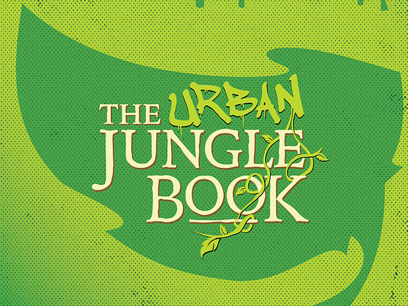 Poster for The Urban Jungle Book