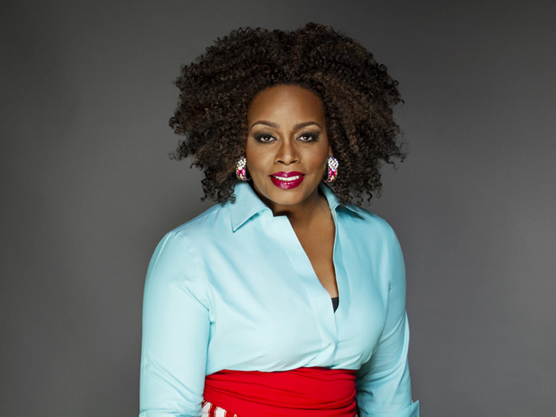Photo of Dianne Reeves
