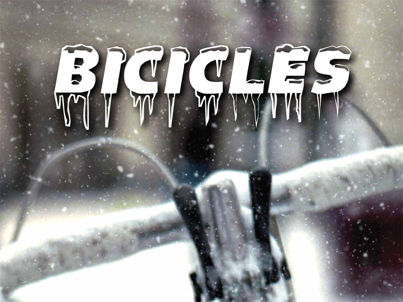Poster for Bicicles