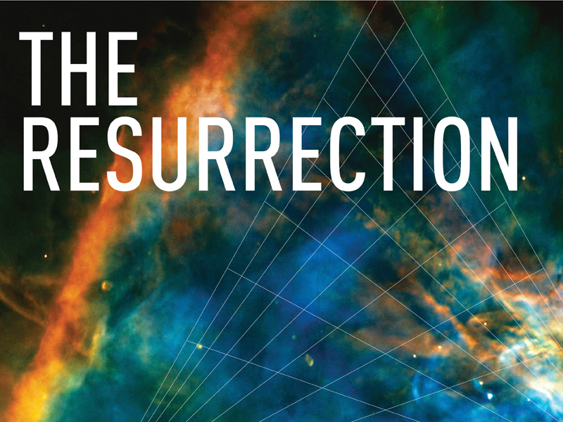 Poster for The Resurrection