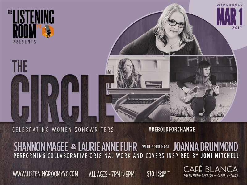 Poster for The Circle on March 1, 2017