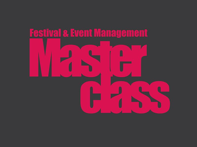 Logo - Festival and Event Master Class