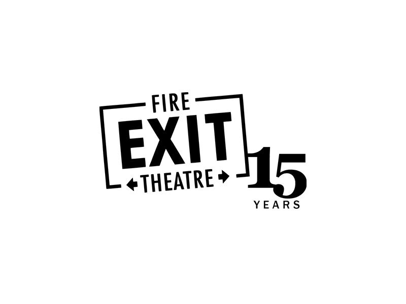 Logo image - Fire Exit Theatre
