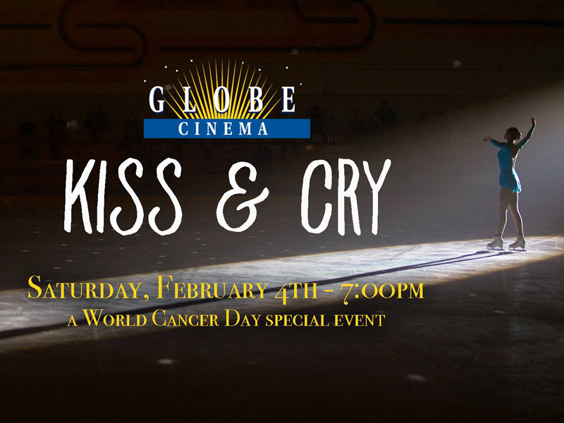 Poster for Kiss & Cry Screening