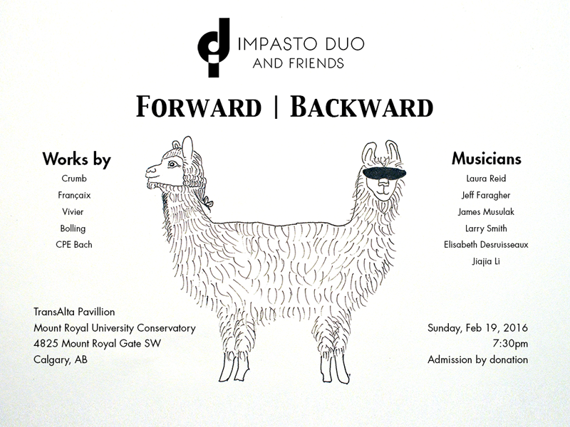 Poster for Forward | Backward