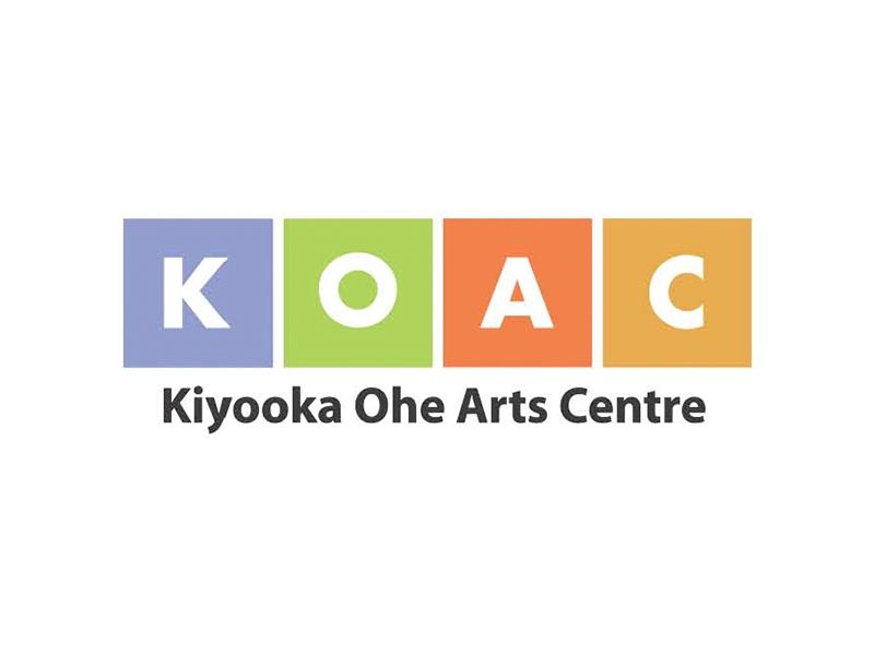 Logo image – Kiyooka Ohe Arts Centre