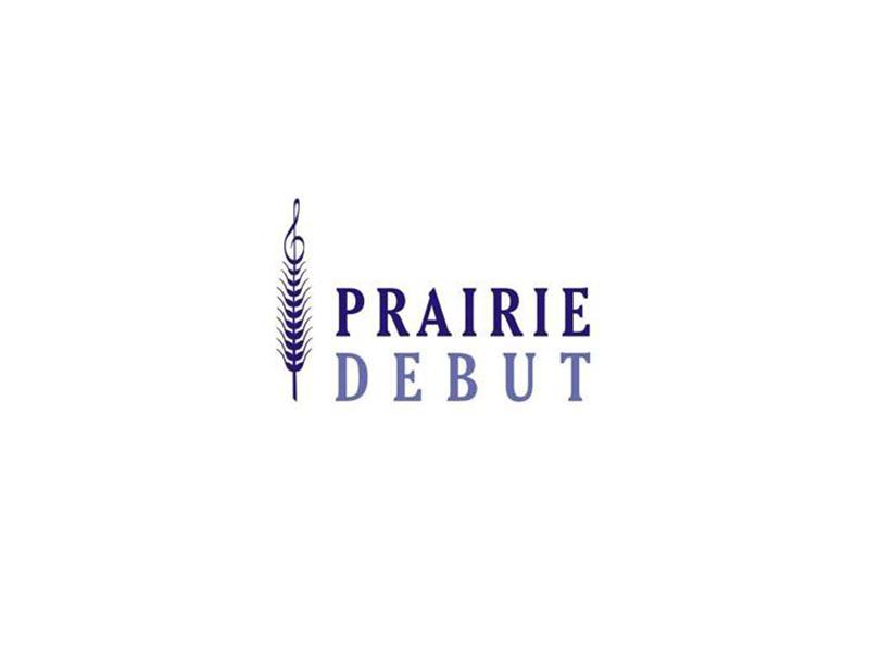 Logo image – Prairie Debut