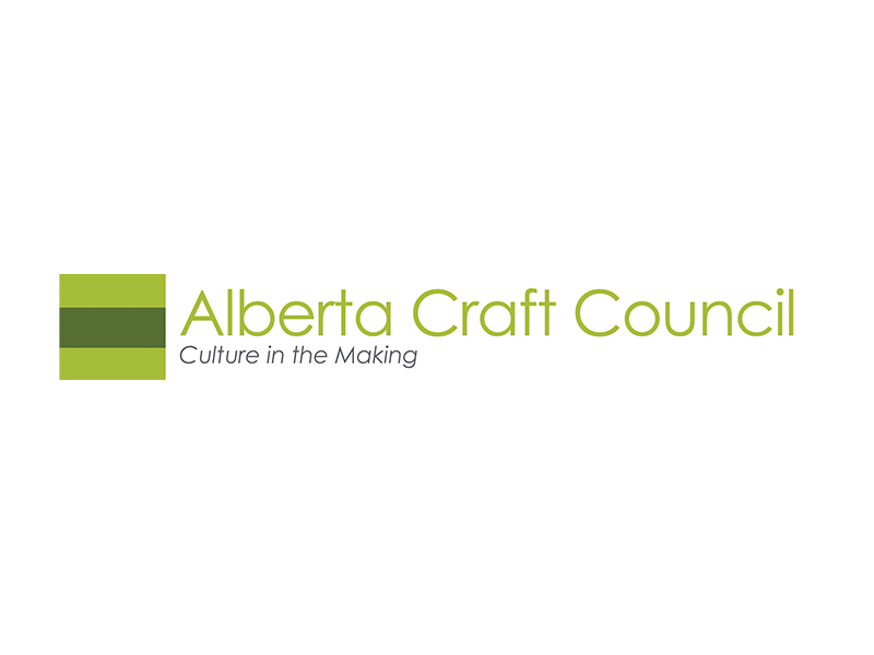 Alberta Craft Council logo