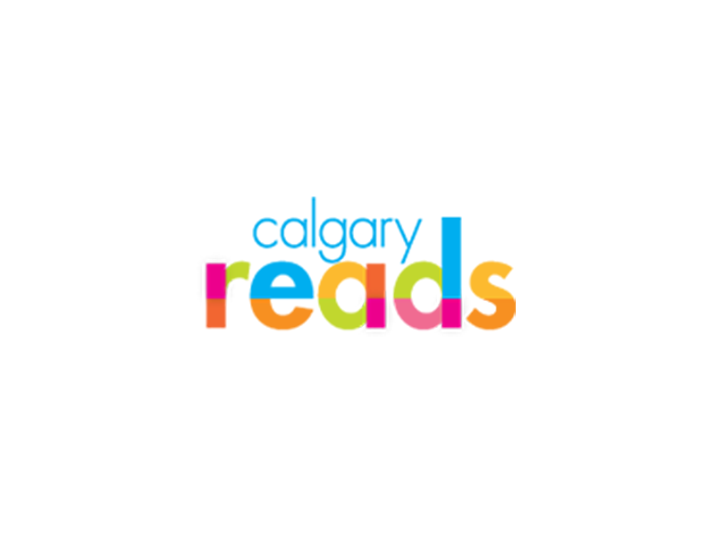 Logo image – CBC Calgary Reads