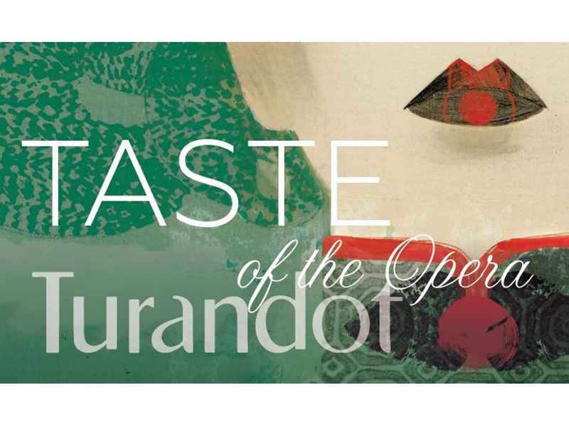 Poster for Taste of the Opera: Turandot