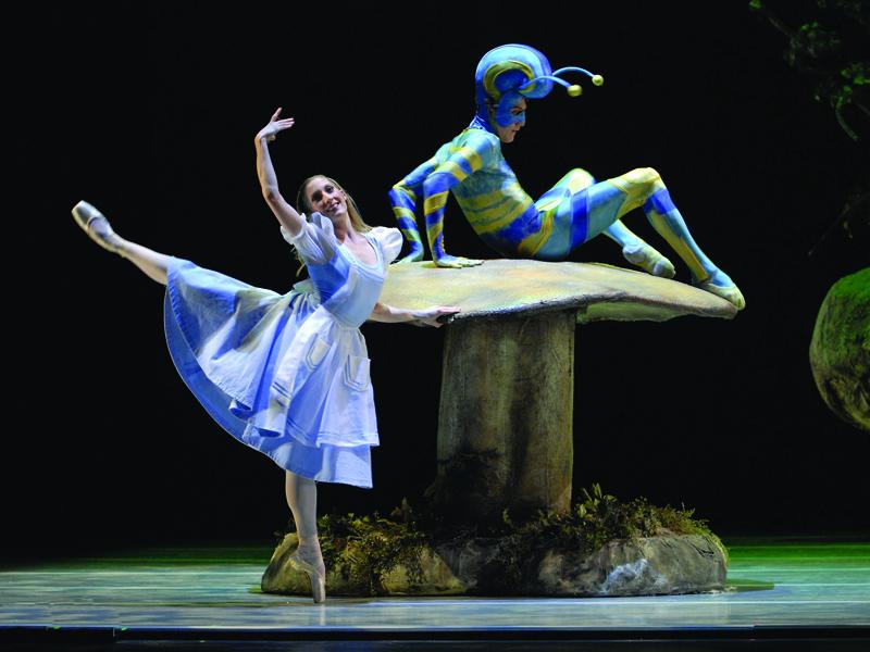 Alberta Ballet's Alice in Wonderland