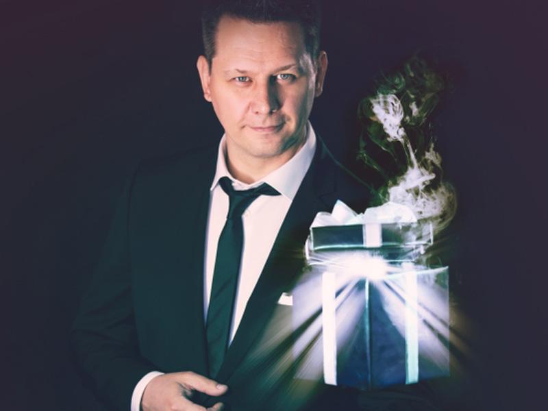 Poster for Derek Selinger's The Gift