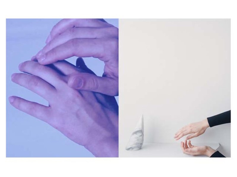 Images of hands