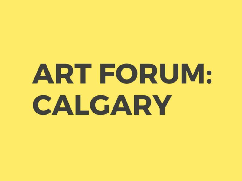 Image - Art Forum Calgary