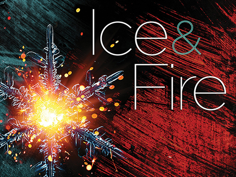 Poster for Ice & Fire