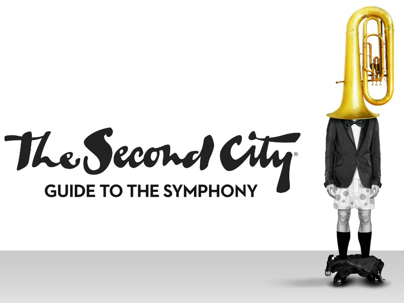 Poster for Win Tickets to The Second City Guide to the Symphony