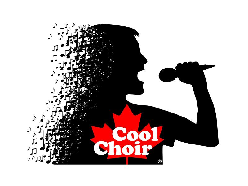 Logo image – Cool Choir