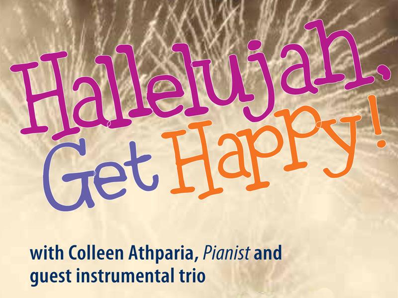 Poster for Hallelujah Get Happy