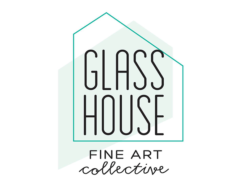 Logo image - Glass House Fine Art Collective