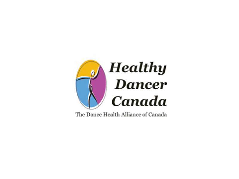 Logo image – Healthy Dancer Canada