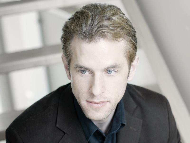Photo of Tyler Hornby of the Tyler Hornby B3 Trio