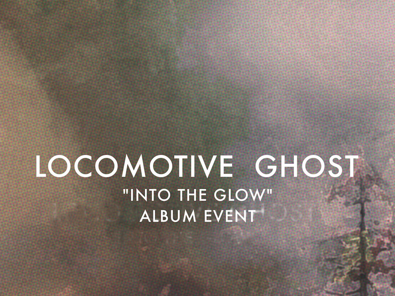 Poster for Into the Glow Album Showcase