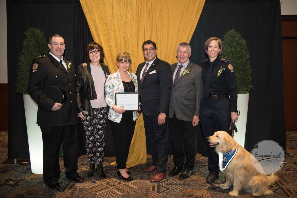 ATB Financial Healing Through the Arts Award: Teresa Coulter