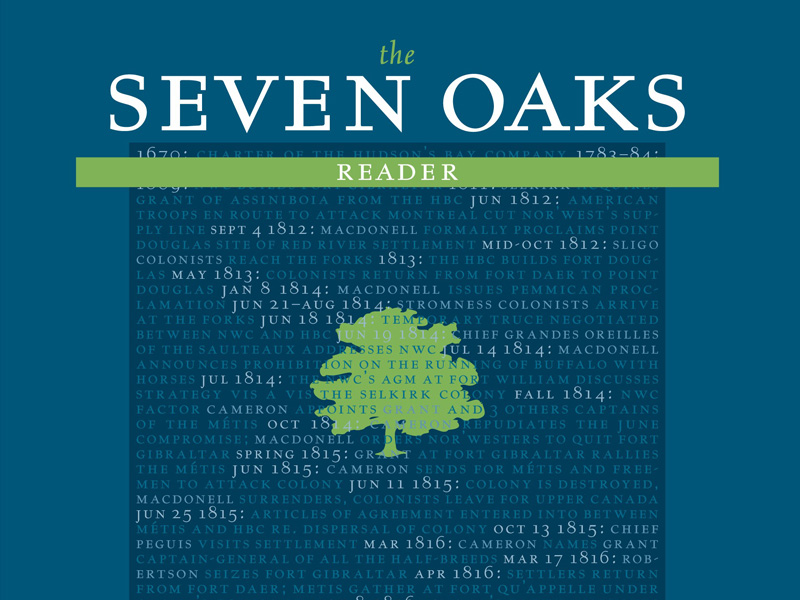 Cover of The Seven Oaks Reader