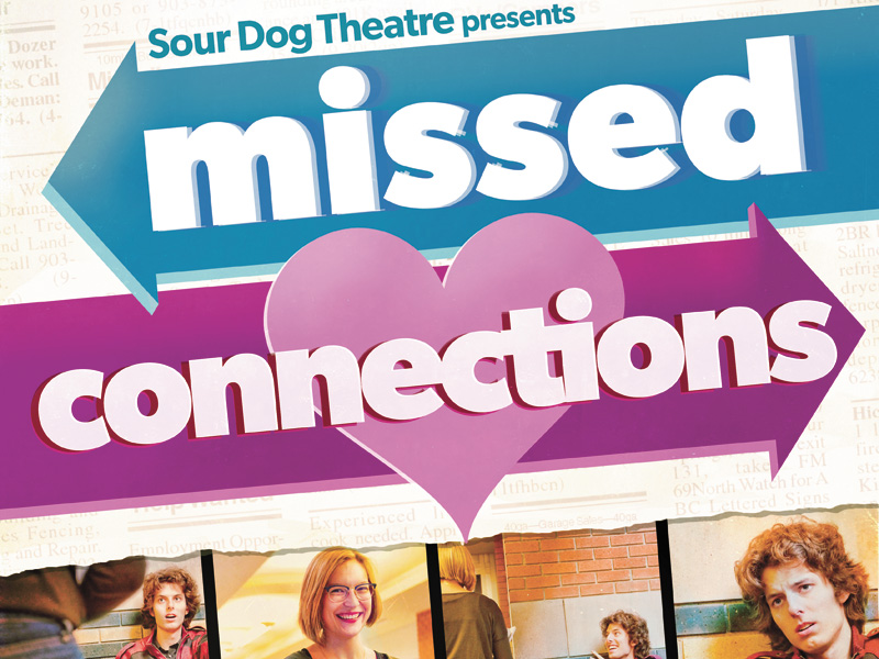 Poster for Missed Connections