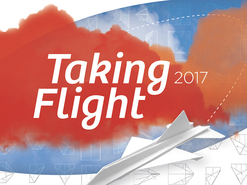 Poster for Taking Flight 2017