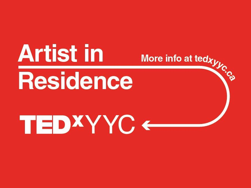 Image - TEDxYYC Artist in Residence pilot project