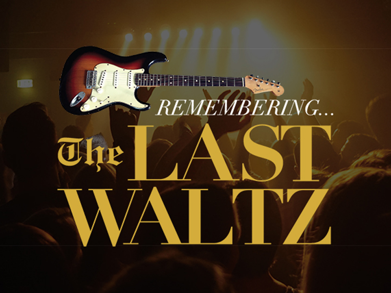 Poster for The Last Waltz Remembered