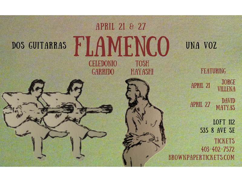 Poster for Dos Guitarras Una Voz