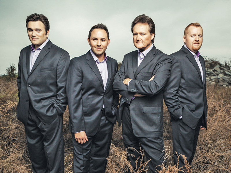 Blackwood Quartet performs The Gospel Side of Elvis