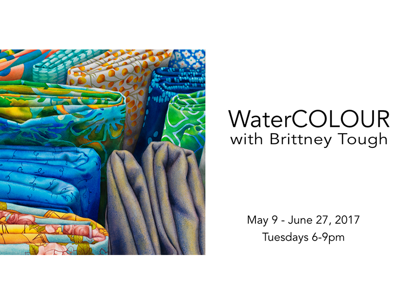 Image - Water Colour classes with Brittney Tough