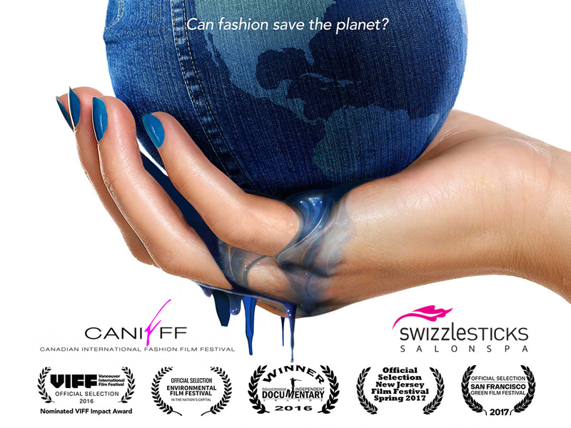 Poster for Earth Love: A Screening of RiverBlue