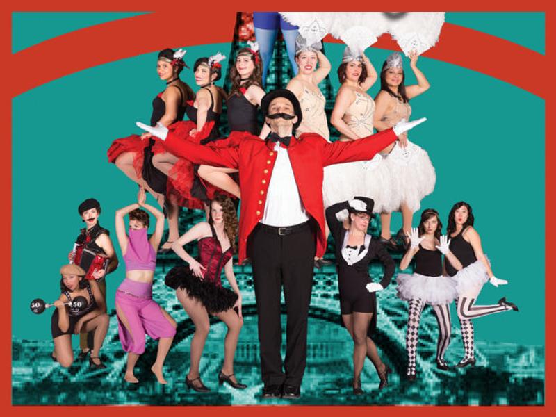 Poster for Cirque de Paris