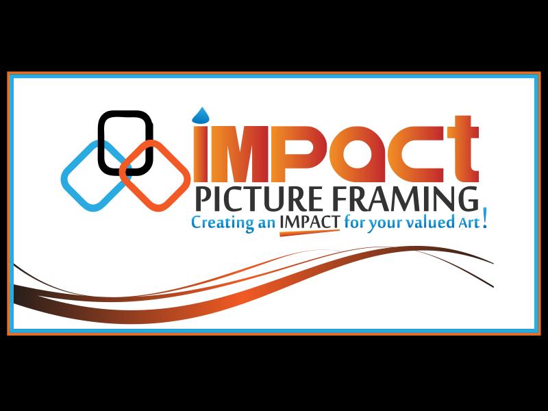 Logo image - Impact Picture Framing