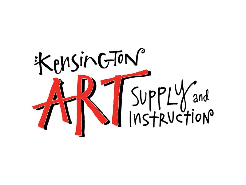 Logo image - Kensington Art Supply and Instruction
