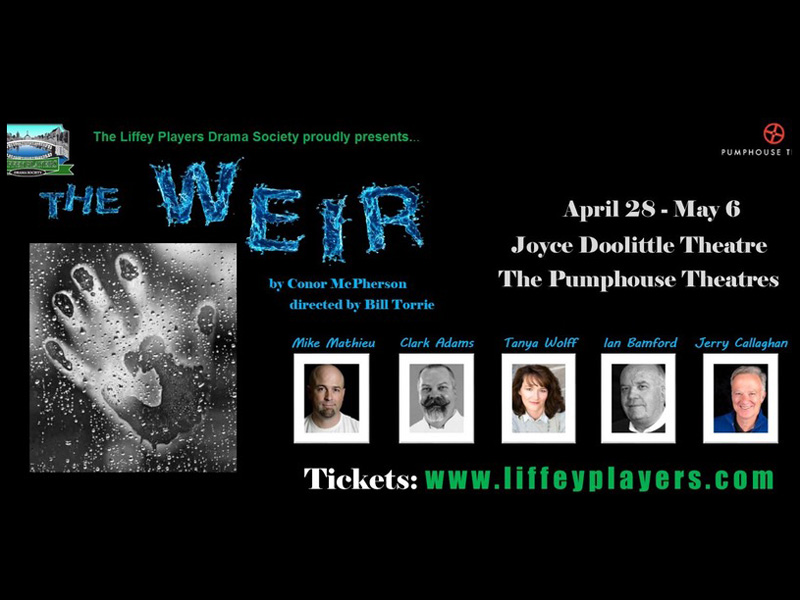 Poster for The Weir