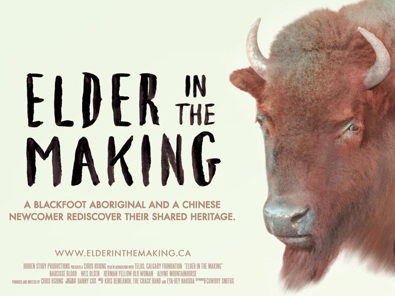 Poster for Elder in the Making