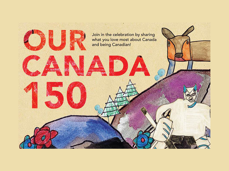 Image promo - Our Canada 150