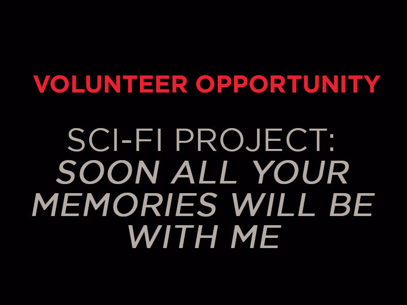 Image - Sci-Fi Project Volunteers wanted