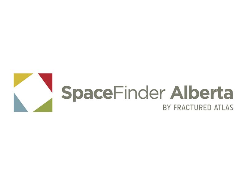 Logo image - SpaceFinder Alberta