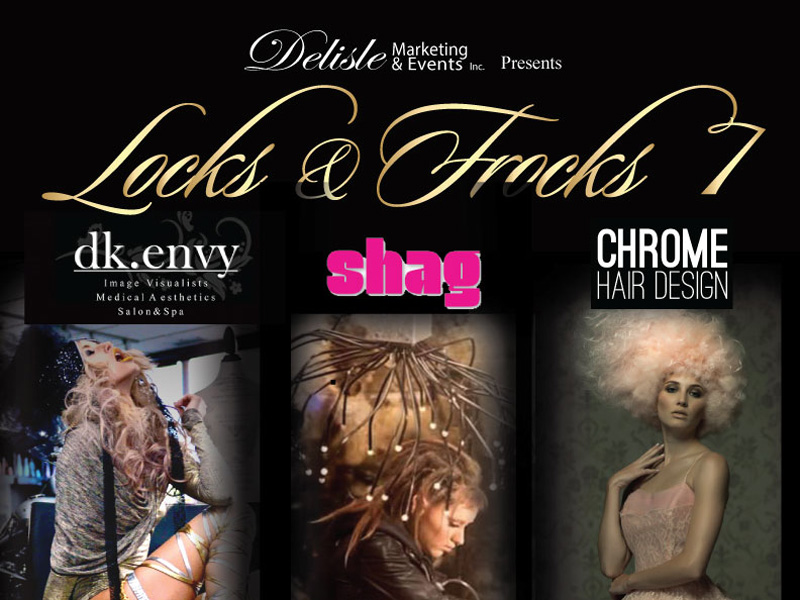 Poster for Locks & Frocks 7