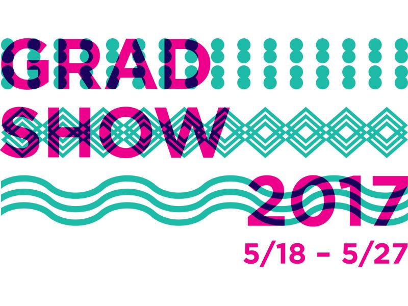 Poster ACAD Grad Show 2017