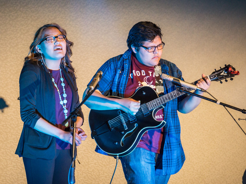 Don't miss A Youth Explosion celebrating the collective voices of Indigenous youth from southern Alberta