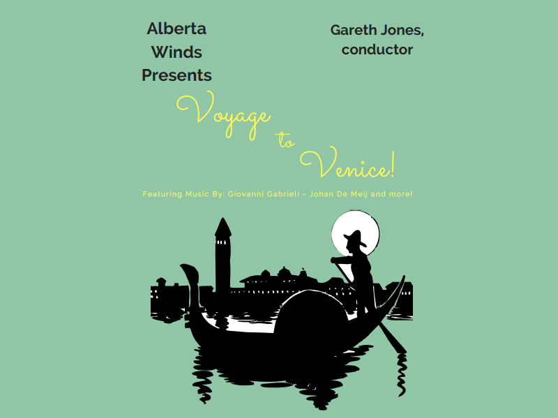 Poster for Voyage to Venice