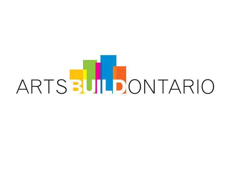 Logo image – ArtsBuild Ontario